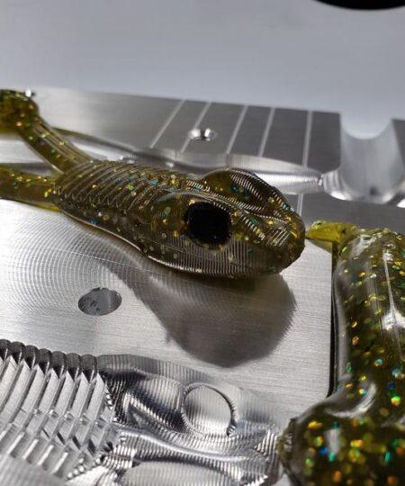 Aluminum Fishing Lure Molds