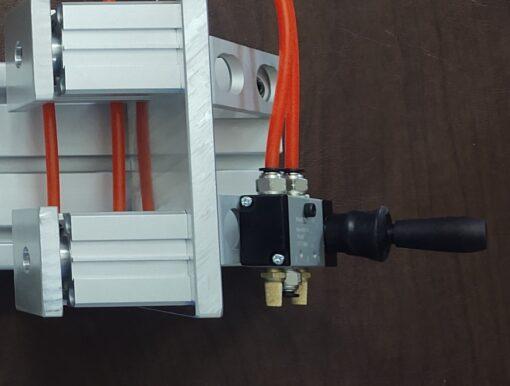 MC Orange air clamps
